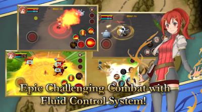 Epic Conquest mod apk offline