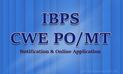 ibps po mt recruitment 2016 - 2017 www.ibps.in