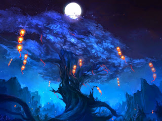 Fantasy-night-full-moon-tree-lights-golden-dark-theme-pictures-1024x768.jpg