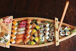 Fakta kesehatan dan manfaat sushi dalam mencegah tumbuhnya sel kanker!