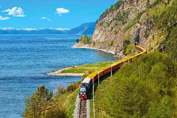 Top List of Best 4 Most Amazing Railway Track Of The World