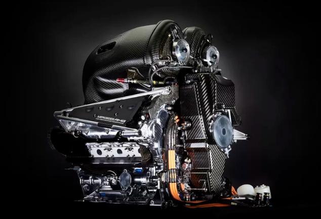 Inside Mercedes' Top-Secret Formula 1 Engine Factory Settings