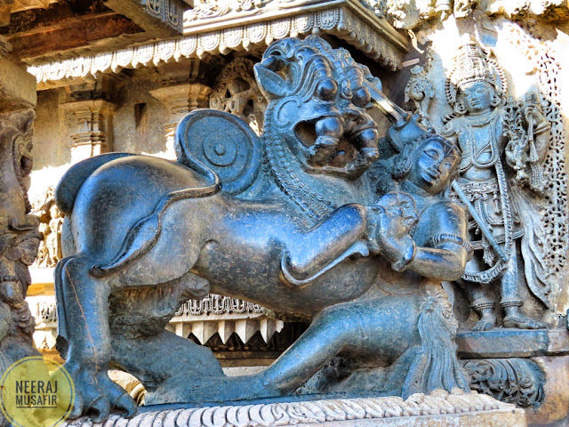 How to go Belur from Bangalore