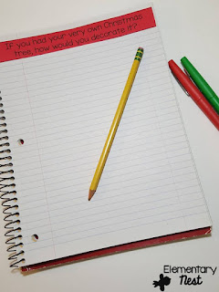 December Writing Journal Prompts-  December Activities and primary resources plus three FREEBIES- fun ELA, math, and social studies activities for students during the month of December
