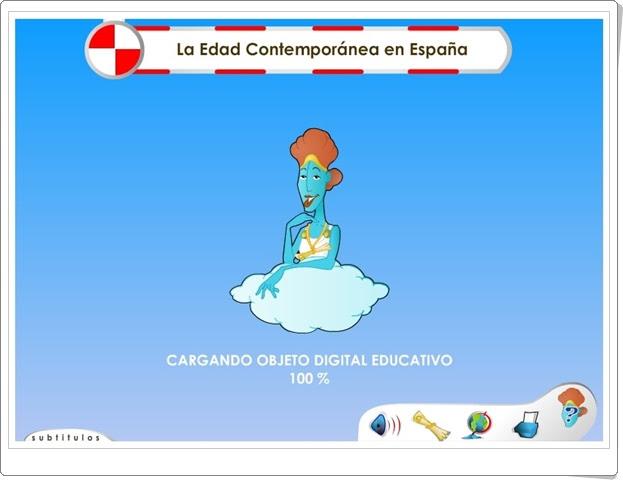 """""""La Edad Contemporánea en España"""" (Historia de Educación Primaria)"""