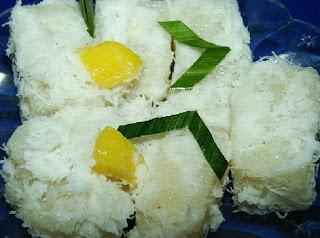 Resep Kue Kicak Singkong Kelapa Jogja