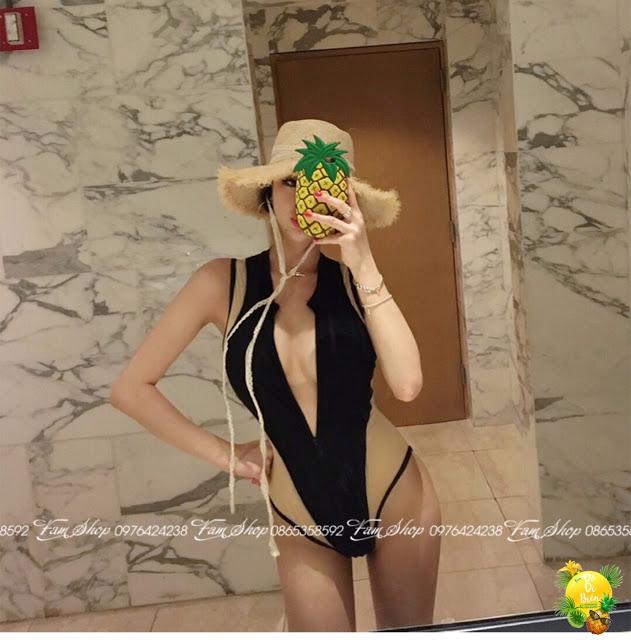 Cua hang ban bikini tai Hoai Duc