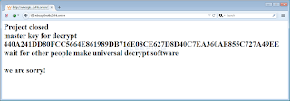 Pengembang Ransomware TeslaCrypt Memberikan Password Gratis