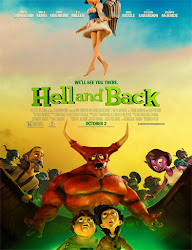 pelicula Hell and Back (2015)
