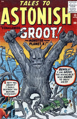 Tales to Astonish, Groot