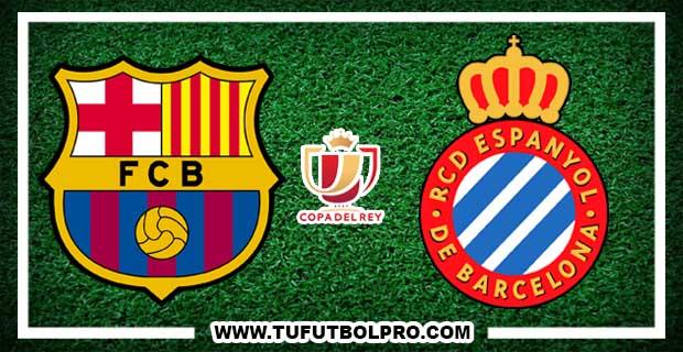 Ver Barcelona vs Espanyol EN VIVO Por Internet Hoy 25 de Enero de 2018
