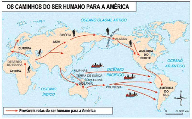 Pré-História das Américas
