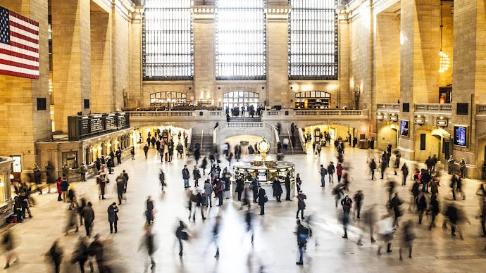 Wallpaper: Grand Central Terminal