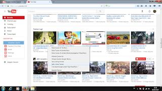 Download Video Youtube di PC atau Komputer