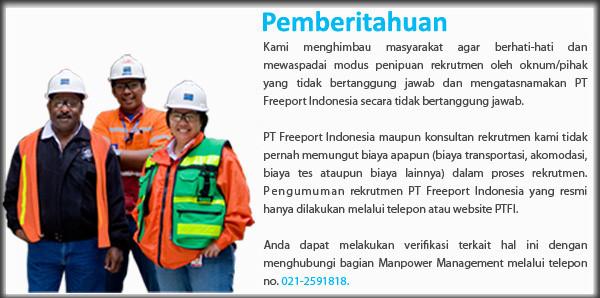 PT.Freeport Indonesia