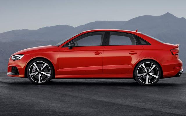 Novo Audi RS3 Sedan 2017