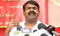 Achievement Award to Sarath Fonseka – India Cannot Insult Tamils Beyond this – Seeman