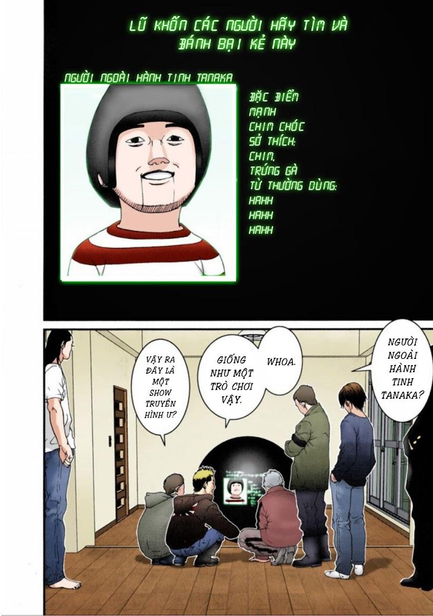 Gantz Chap 31: Không thể lý giải, không thể hiểu được trang 16