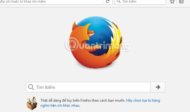 2. Cách sửa lỗi Plugin trên trình duyệt Firefox:
