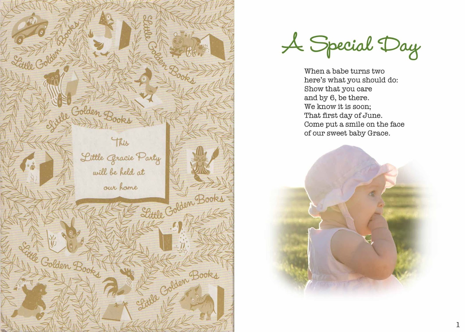 Preferred Be Book Bound From The Of Life A Golden Books Birthday Party