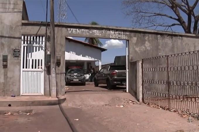VERGONHA: Após despejo, governo aluga residência para abrigar delegacia no Maranhão