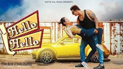 Hello Hello Lyrics - Prince Narula | Yuvika Chaudhary | White Hill Music