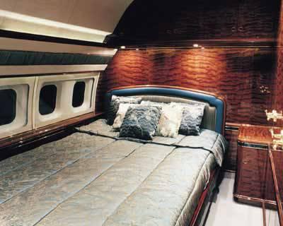 boeing business jet 2 bedroom Yuk Kita Intip Interior Pesawat BBJ yang Akan Dibeli SBY!!