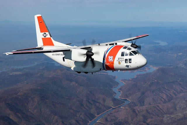 Coast Guard C-27J Missionization