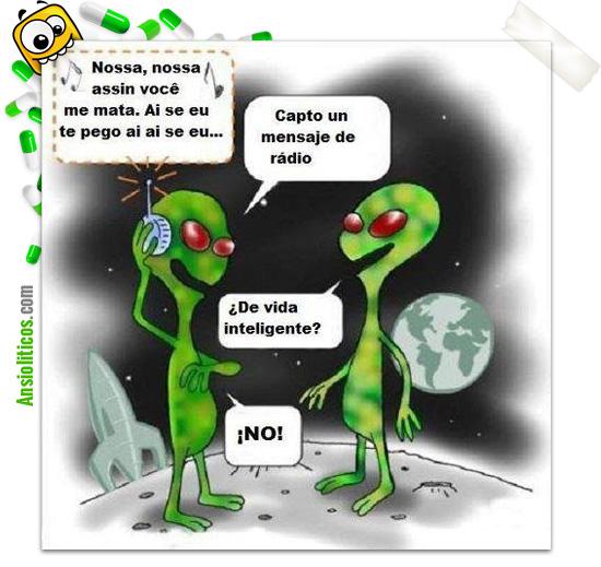 Chiste de Michel Teló: Extraterrestres y Vida Inteligente