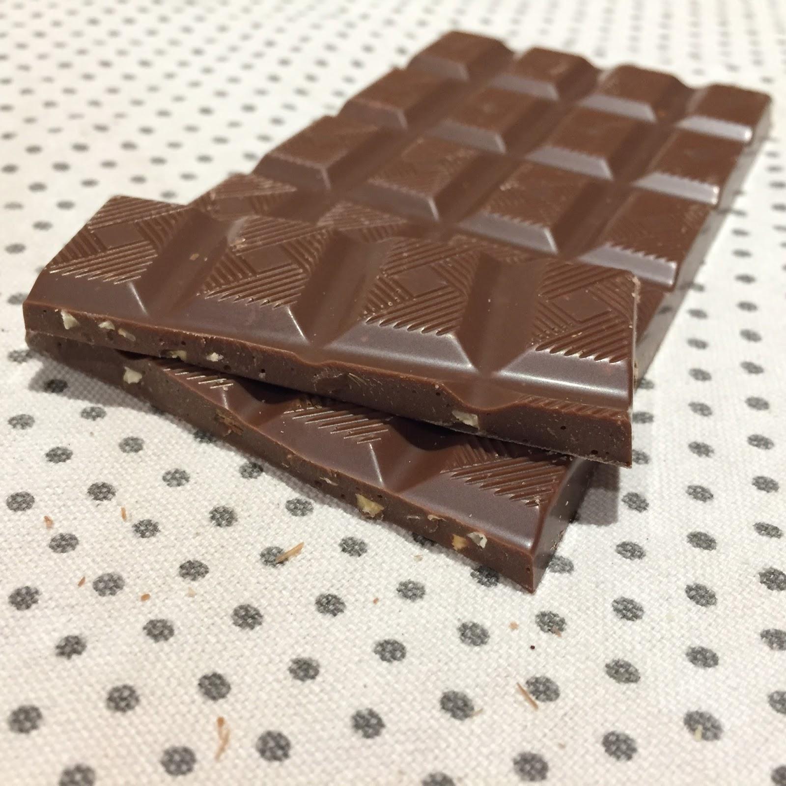 Amy Seeks New Treats: Cavalier Stevia Hazelnut Milk Chocolate ...