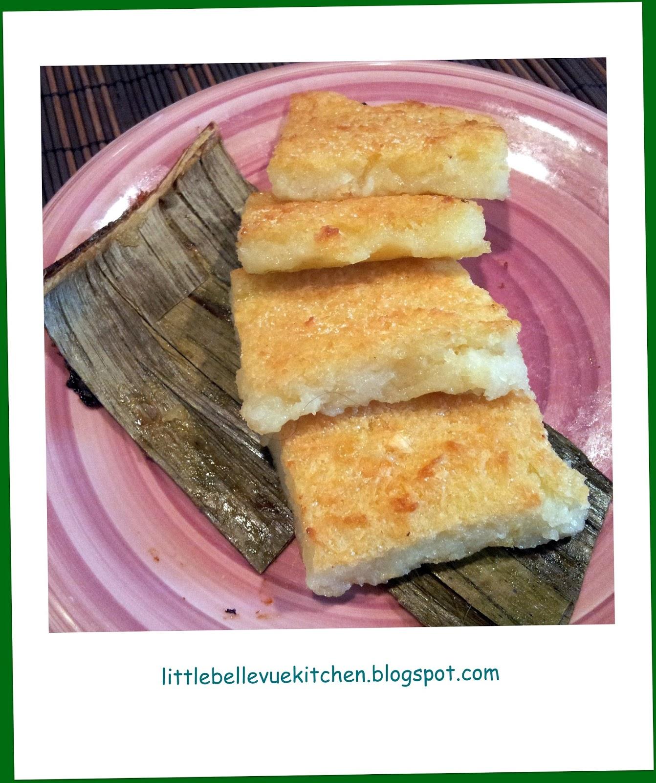 how to make tapioca kueh