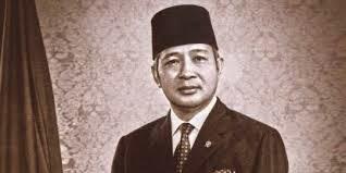 Presiden RI ke-2 Soeharto