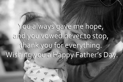 Father's day wishes from daughter 2017