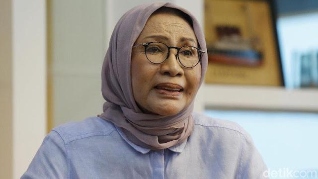 Tim Prabowo: Ratna Sarumpaet Trauma, Tak Berkenan Foto Disebar