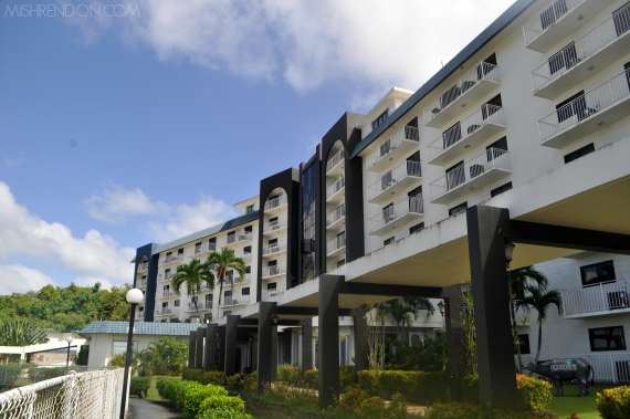 When in Guam - Oceanview Hotel and Residences