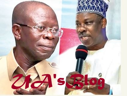 Crisis Worsens In Ogun APC As Governor Amosun Is Adamant, Insists On Akinlade