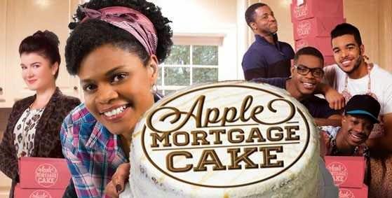 Apple Mortgage Cake Cast