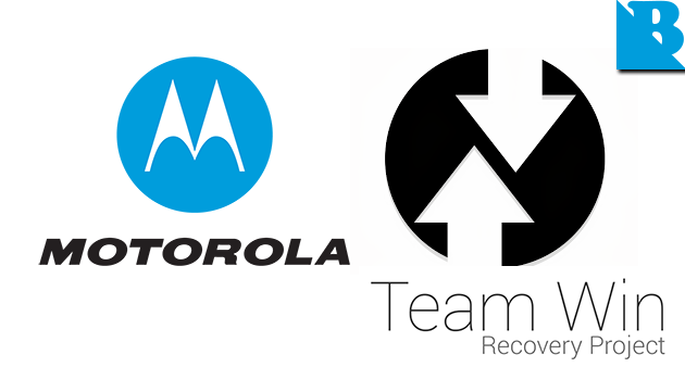 Download TWRP Recovery for Motorola Android Devices