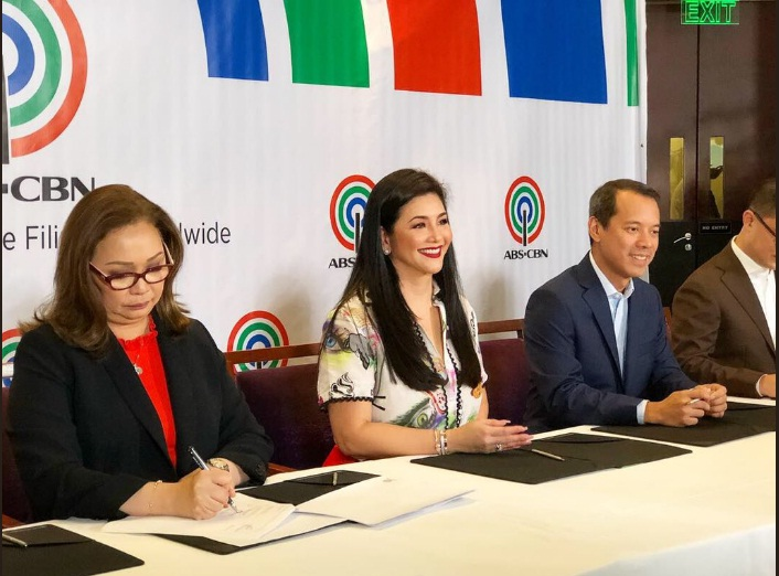 """Regine Velasquez """"happy and overwhelmed"""" as now officially a Kapamilya"""