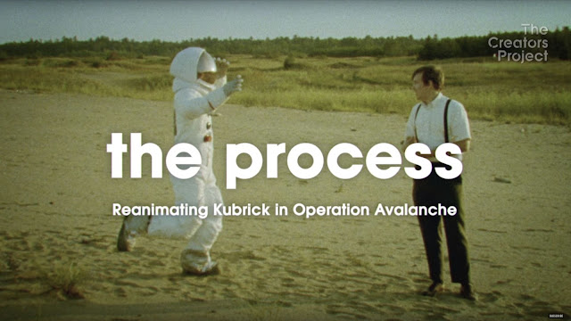 The Moon Landings: Reanimating Kubrick in Operation Avalanche