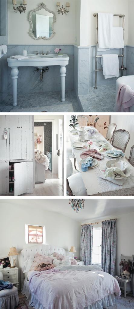 dormitorio baño y comedor