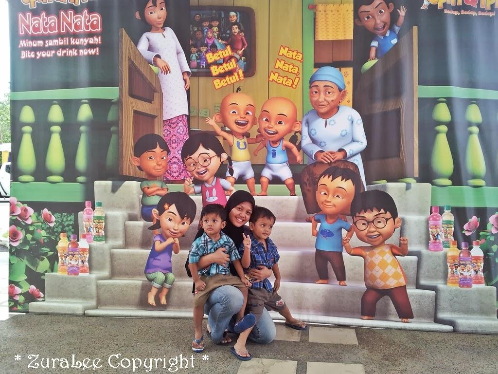 Cerita Saya: Mini Karnival Upin Ipin 2013