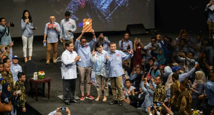 Erwin Aksa: Sebagian Anggota HIPMI Dukung Prabowo-Sandi