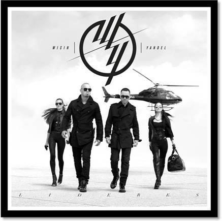 Wisin y Yandel Los Lideres CD Completo Descargar 2012