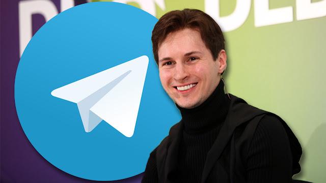 Kisah Sukses Pendiri Aplikasi Telegram - Pavel Durov