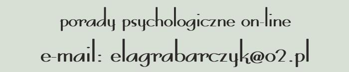 porady psychologiczne online