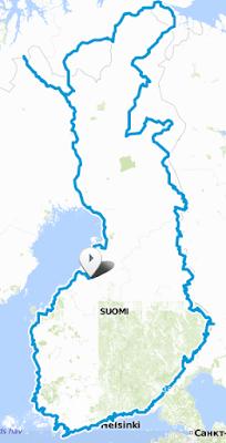 Suomen ympäri 2016