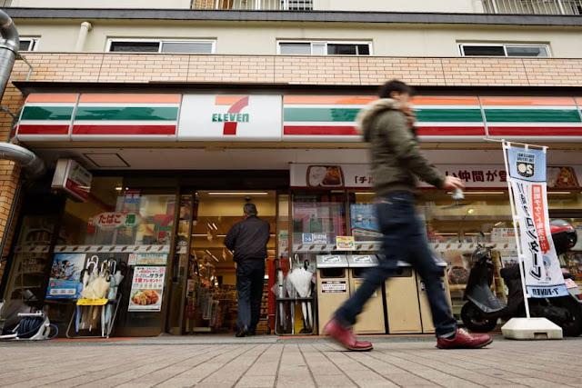 Seberapa Nyamankah Punya Toserba di Jepang?