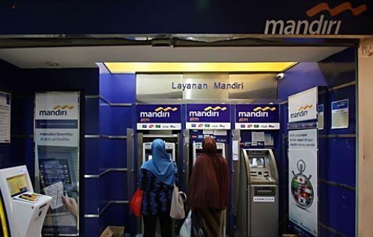 Alamat Lengkap Dan Nomor Telepon Bank mandiri di Aceh