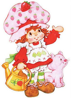 Imagenes para imprimir gratis de Strawberry Shortcake.